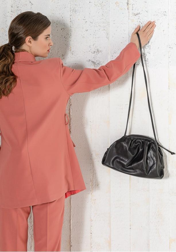 Τσάντα leather style