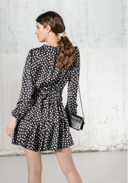 Φόρεμα με καρδιές