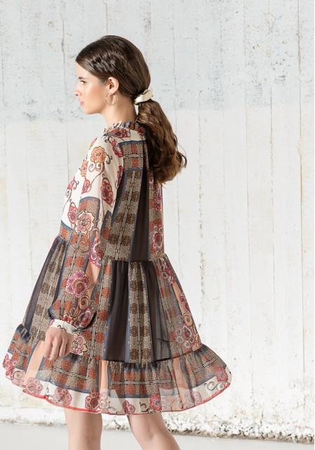 Φόρεμα αέρινο boho