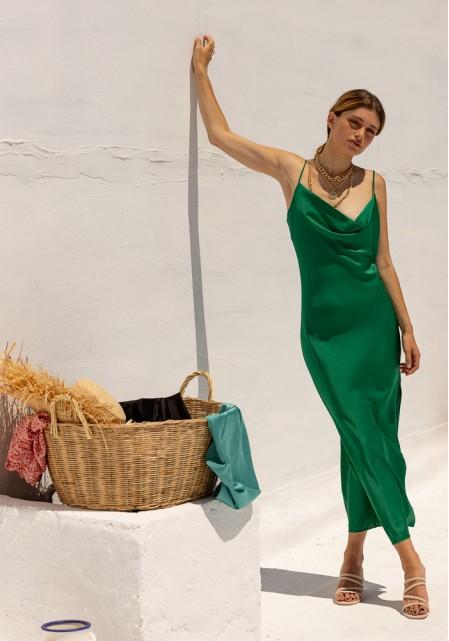 Φόρεμα satine