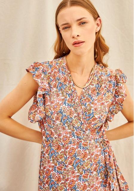 Φόρεμα maxi φάκελος