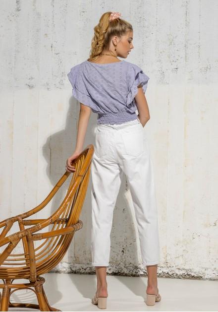 Παντελόνι slouchy jeans