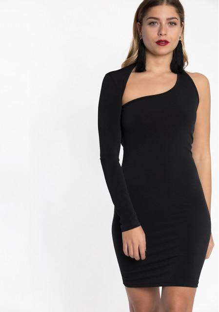 Mini Φόρεμα One Shoulder
