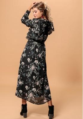 Αέρινο φόρεμα Floral