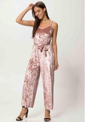 Ολοσωμη φόρμα velvet