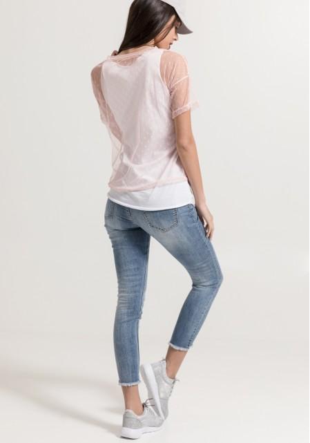 Λευκή μπλούζα