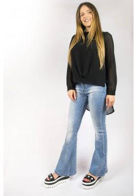 Jean παντελόνι καμπάνα