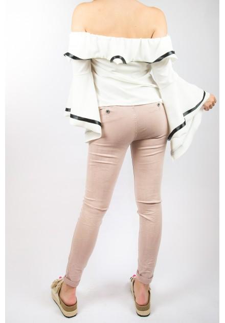 Jean ελαστικό παντελόνι