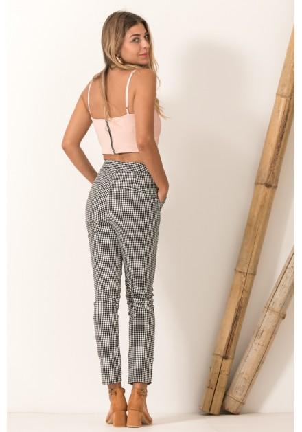 Καρό παντελόνι