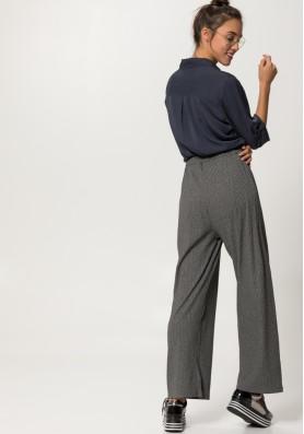 Γκρι αέρινη παντελόνα