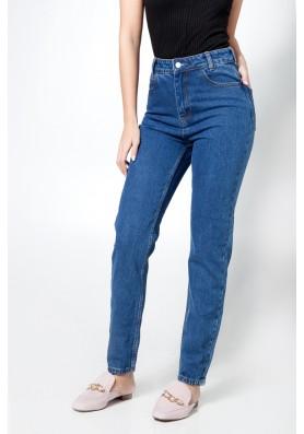 Mom Fit Blue Jean