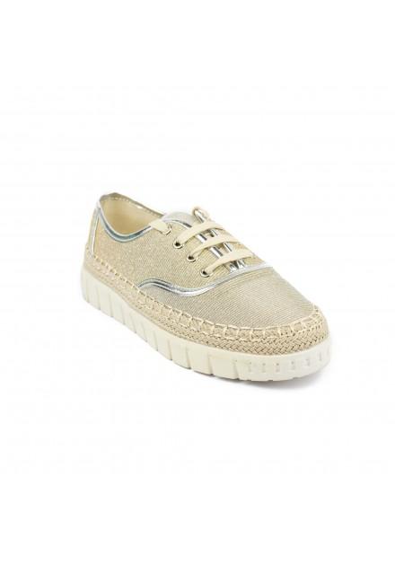 Μπεζ sneaker Aby 005