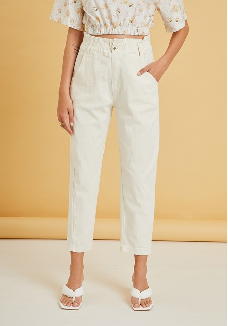 Παντελόνι jeans slouchy
